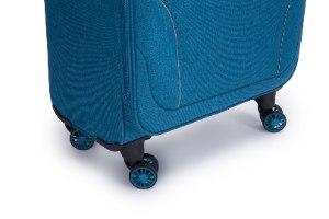 סט 3 מזוודות סופר איכותיות SWISS Xplorer  - צבע כחול בהיר