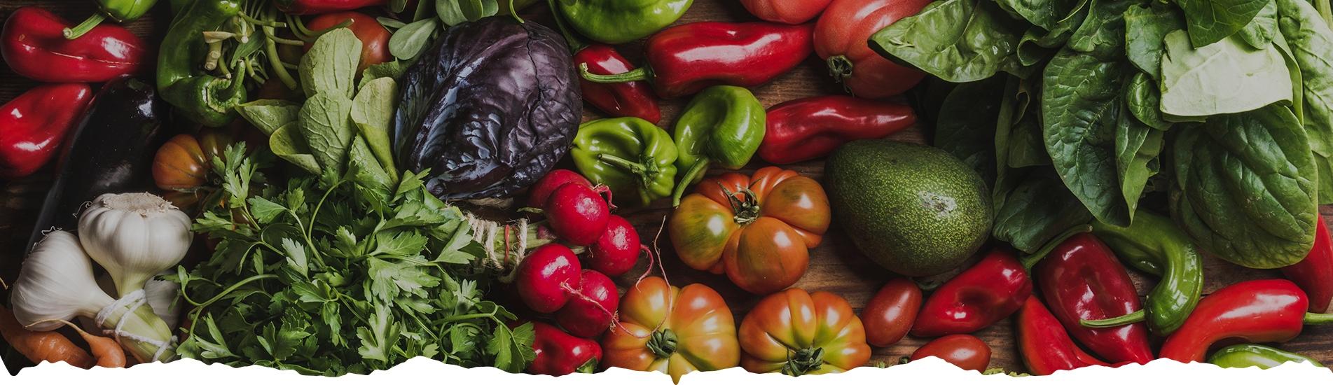 המחלקה האורגנית - משק מיכאלי - סלי ירקות ופירות