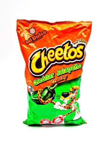 Cheetos Cheddar jalapeño מארז ענק!