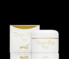 """טרופו פלוס - Tropo Plus קרם יום ובסיס מצוין לאיפור לעור הנוטה ליובש.  50 מ""""ל"""