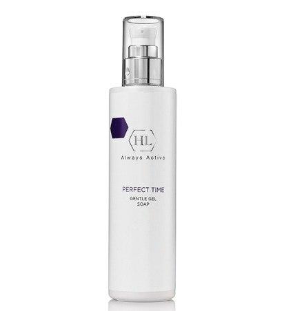 סבון ג'ל עדין לכל סוגי העור - Holy Land Perfect Time Gentle Gel Soap