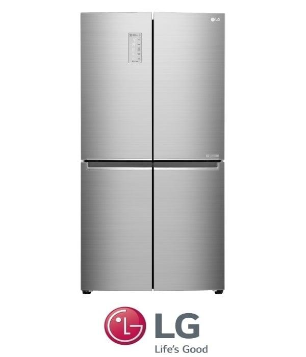 LG מקרר 4 דלתות דגם GRB708XL