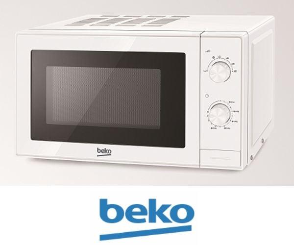 beko מיקרוגל מכני 20 ליטר דגם MOC-20100W