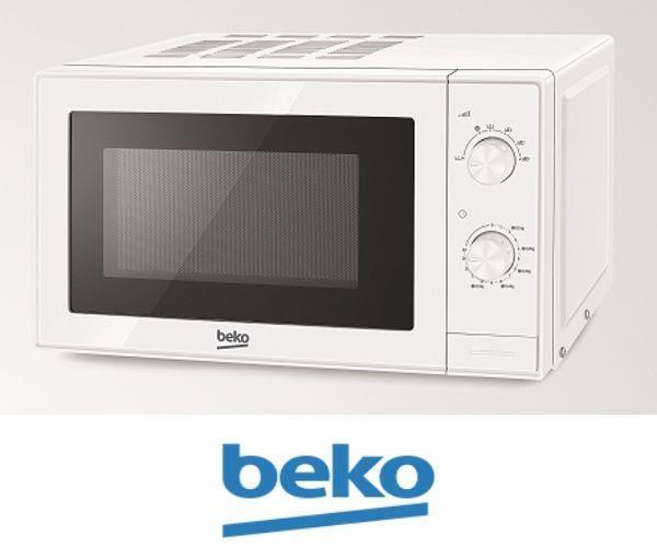 beko מיקרוגל מכני 20 ליטר דגם MOC20100W