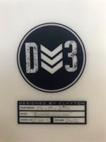 CLAYTON DV3 SPINE TEK 5'4