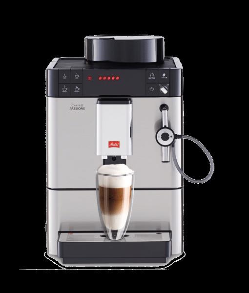 מכונת קפה מליטה Melitta® Caffeo Passione Silver