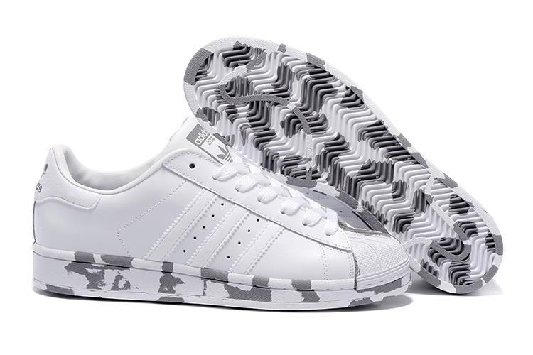נעלי adidas superstar II marbel יוניסקס מהדורה מיוחדת מידות 36-45 דגם 1