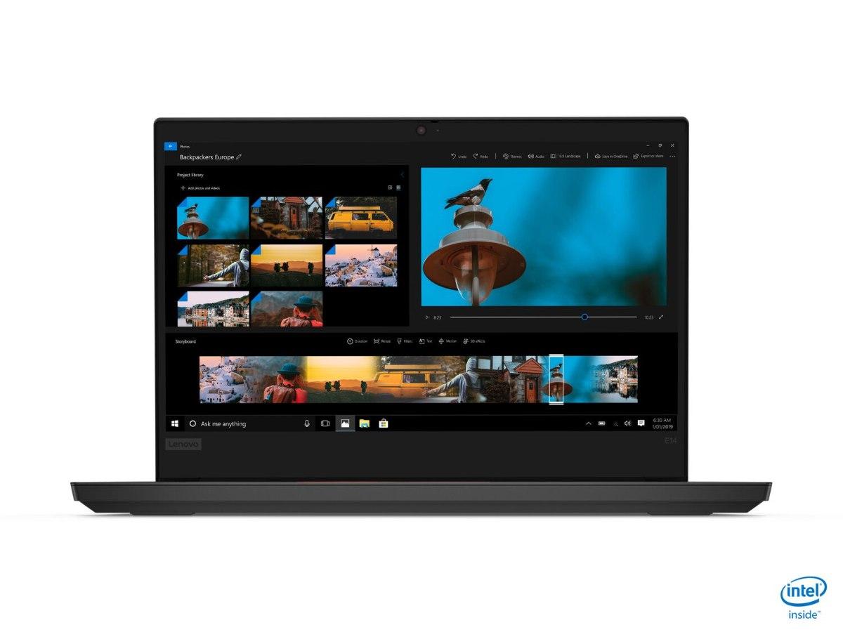 מחשב נייד אחריות 3 שנים  Lenovo ThinkPad E14  20RA0036IV
