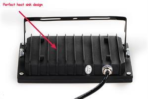 תאורת LED  100W 60W 30W 15W רפלקטור  220V 110V עמיד במים התקנה חיצונית