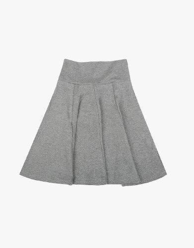 חצאית אינטרלוק ארוכה