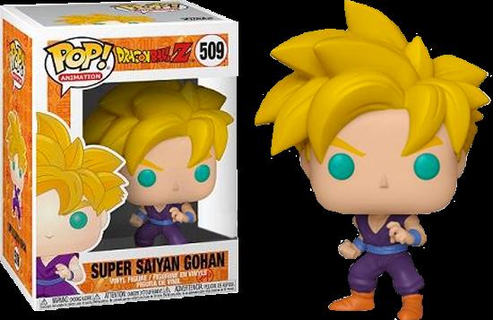 Funko Pop - Super Saiyan Gohan