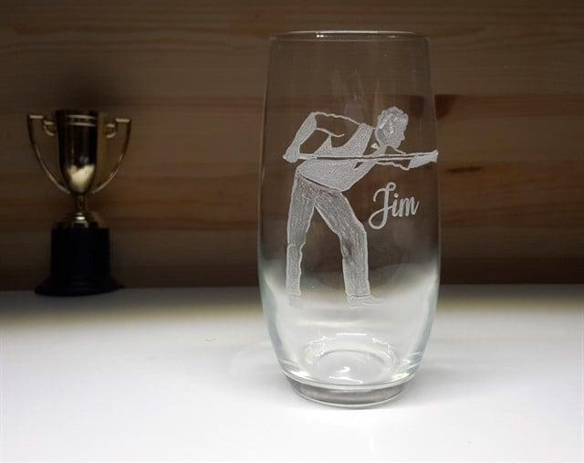 רומנטיקה בסנוקר - זוג כוסות הייבול