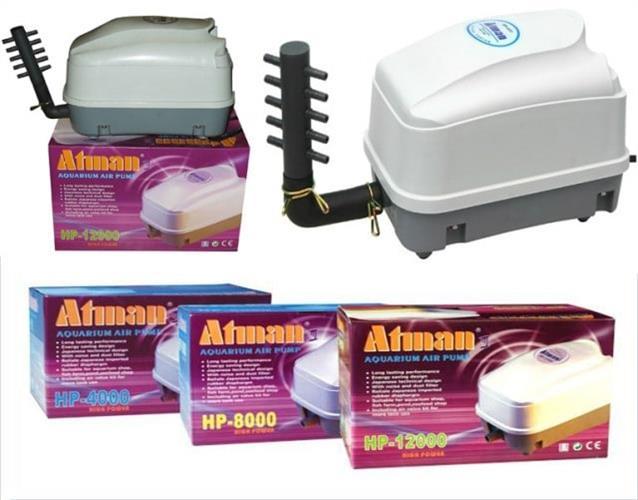 מדחס אויר Atman HP 8000