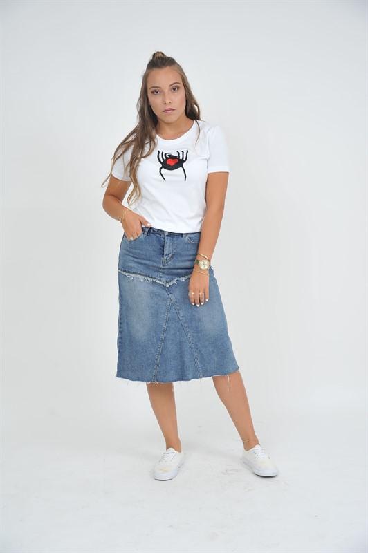 חצאית ג'ינס מיה