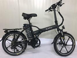 אופניים חשמליים ACTIVE גלגלי מגנזיום 36V 13AMH