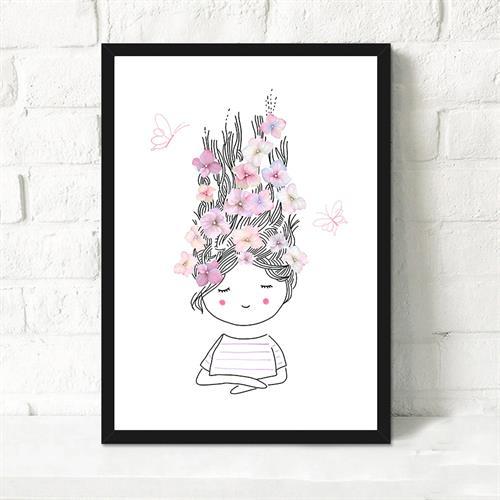 ילדת הפרחים