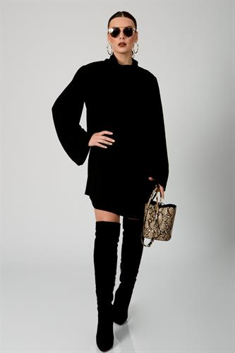 שמלת קלואי שחורה