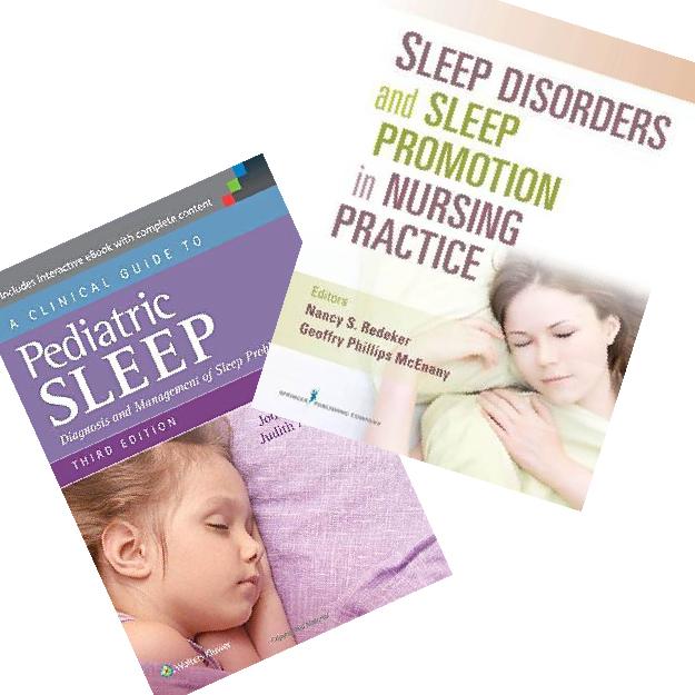 מארז 2 הספרים - יועצי שינה (Sleep Disorders+Guide to Pediatric Sleep)