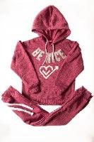 חליפת פוטר לב בנות