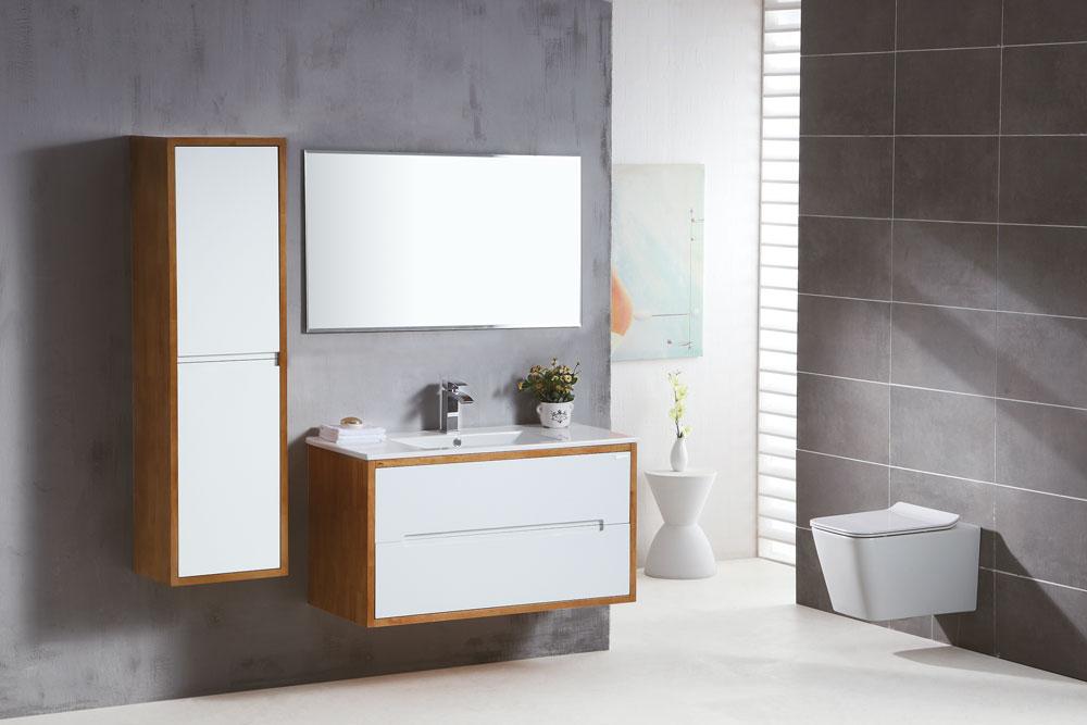 ארון אמבטיה תלוי קלאסי דגם אדו ADDO