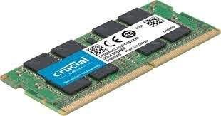 זיכרון לנייד CRUCIAL 16GB DDR4 2666MHZ CT16G4SFRA266