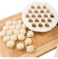 כלי להכנת 19 כיסוני בצק לרביולי כופתאות