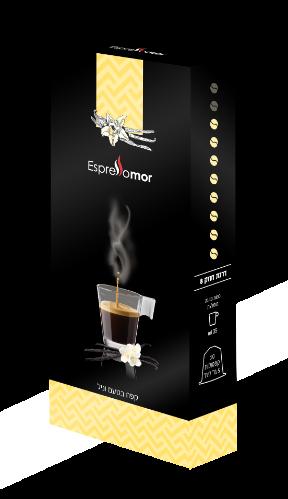 קפסולות קפה וניל
