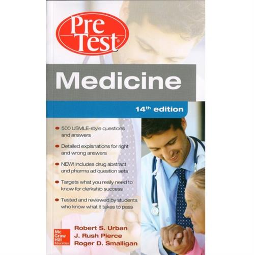 Medicine Pretest Self-Assessment and Review