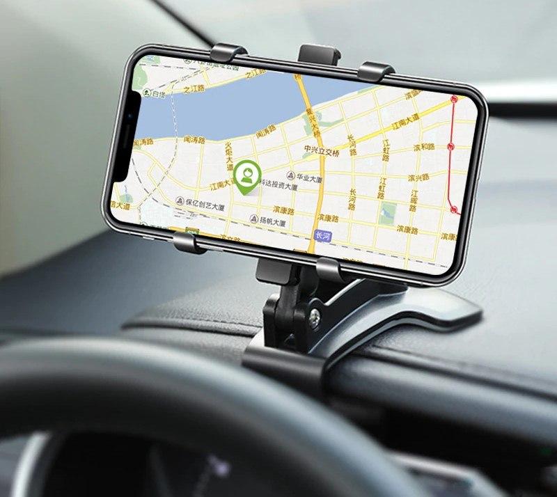 מעמד טלפון לרכב אוניברסלי - Holder360°