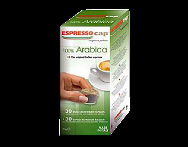 50 קפסולות ערביקה - Arabica - 100% אספרסו קאפ