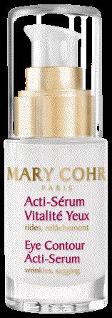 """סרום עיניים מארי קור אקטי 15 מ""""ל Mary Cohr Eye Contour Acti-Serum MARY COHR"""