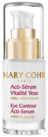 "סרום עיניים מארי קור אקטי 15 מ""ל Mary Cohr Eye Contour Acti-Serum MARY COHR"