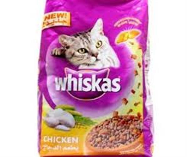 """וויסקס חתול עוף 3.6 ק""""ג"""