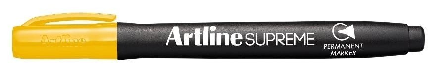 טוש פרמננטי ARTLINE S 700 - צהוב