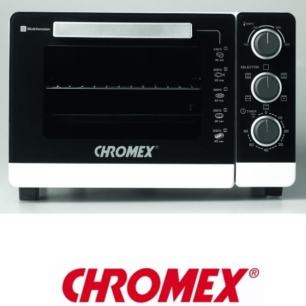 CHROMEX טוסטר אובן טורבו 28 ליטר דגם: TO-3000