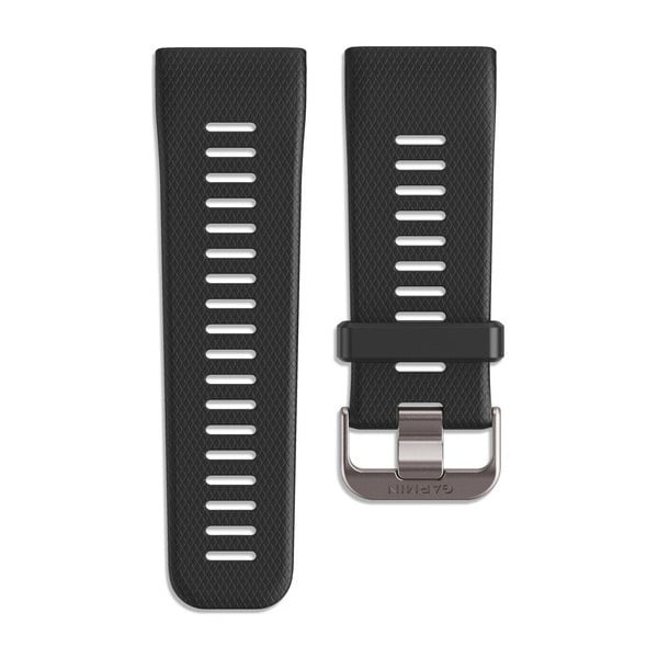 רצועה שחורה מקורית לשעון Garmin Vivoactive HR