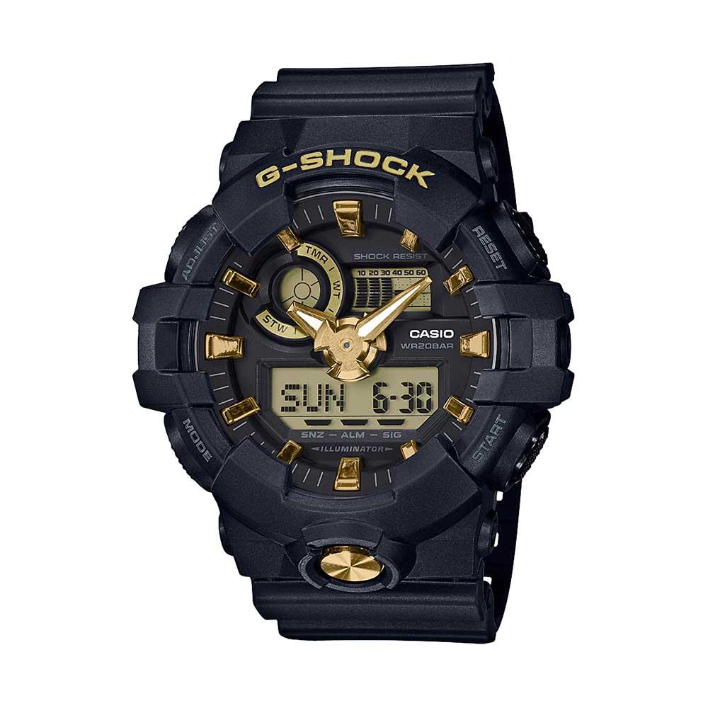 שעון יד ג'י-שוק GA-710B-1A9