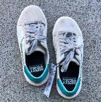 נעלי נשים DIESEL לבן/ירוק