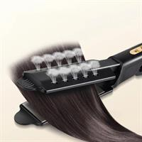 מחליק שיער טורמלין מהפכני - טכנולוגיית 2020