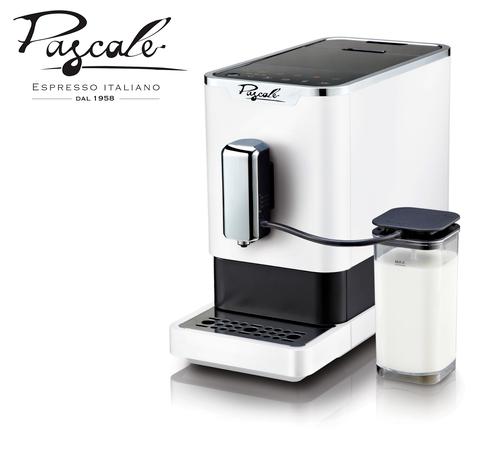מכונת קפה אוטומטית וואן טאץ Pascale Coffee & Tea White OT
