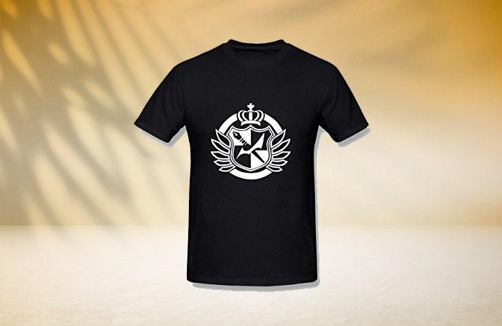 100 חולצות טריקו מודפסת
