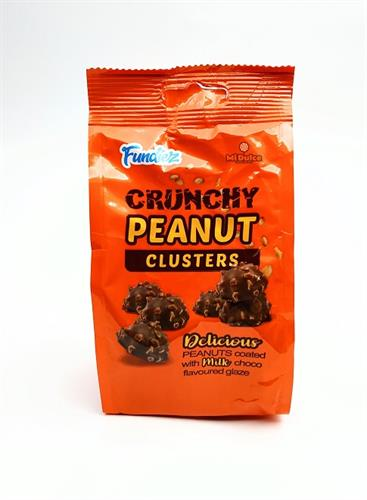Crunchy Peanut Clusters