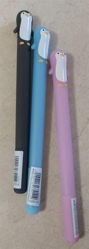עט בצורת פינגיון מסילקון