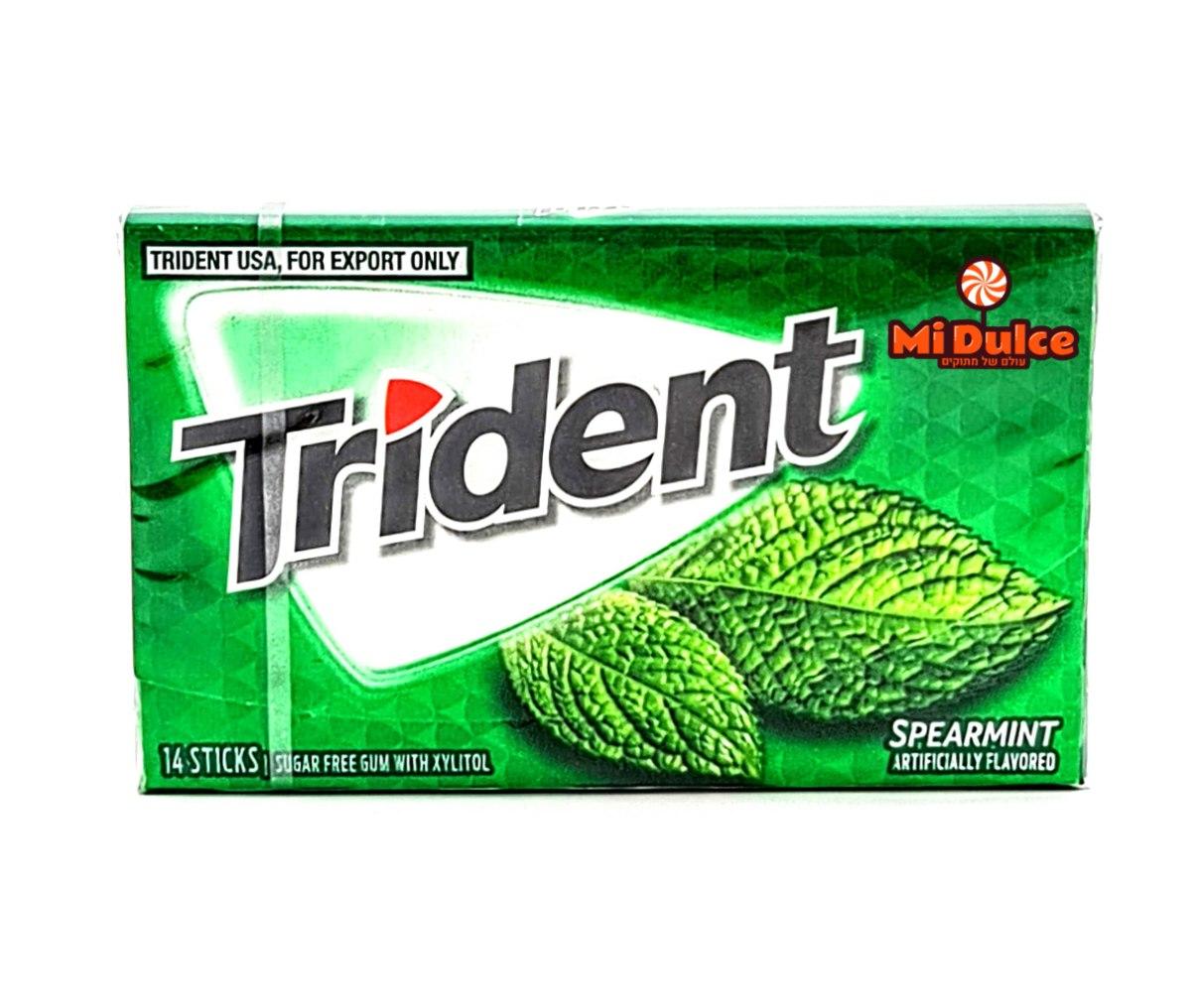 Trident מנטה עדינה