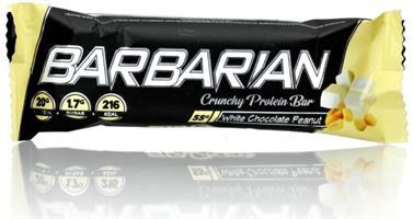 מארז (15 יחידות) חטיף חלבון BARBARIAN