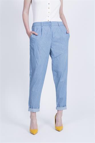 מכנסיים מליסה ג'ינס נקודות