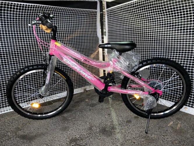 אופני הרים בולם קידמי גודל 24 אינץ - בנות