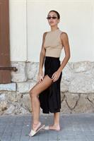 חצאית מעטפת בלוברי בייסיק