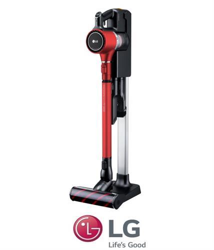 שואב אבק אלחוטי A9 עוגן LG  דגם A9BEEDING2 - אדום