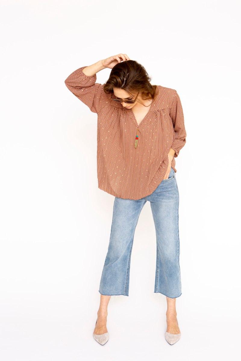 חולצת Virginia